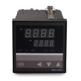 Controler de temperatura industrial, cu afisaj digital, 400 grade Celsius