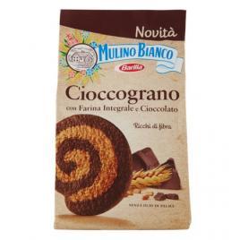 Mulino bianco biscuiti cioccograno cu faina integrala si ciocolata 330g