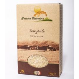 Orez italian integral ribe integrale cascina belvedere 1 kg