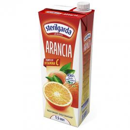 Suc de portocale sterilgarda maxi format 1500 ml tetrabrik slim