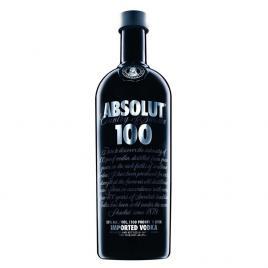 Absolut 100 vodka, 1l