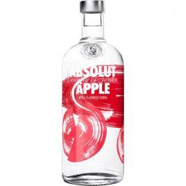 Absolut apple vodka, 1l