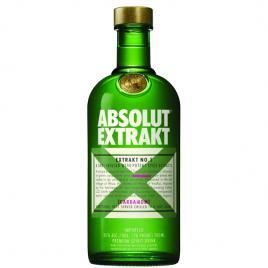 Absolut extrakt vodka, 0.7l