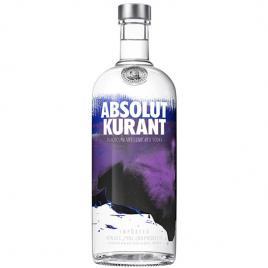 Absolut kurant vodka, 1l