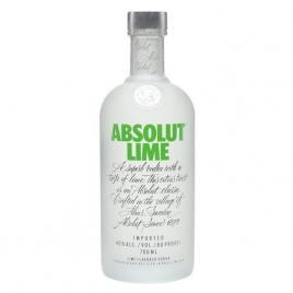 Absolut lime vodka, 0.7l