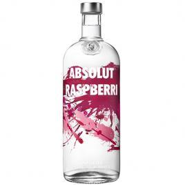 Absolut raspberry vodka, 1l