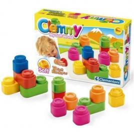 Clemmy - set 12 cuburi