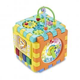 Cub cu activitati Goodway Play & Learn pentru copii