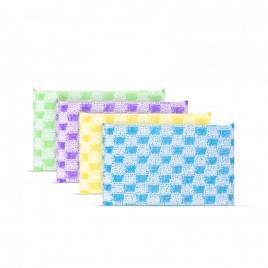 Family Pound - Pernă abrazivă - colorată - 4 buc.  pachet - 56161