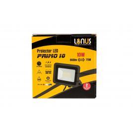 Proiect led lunus primo 10, 10w, 800 lm, ip65