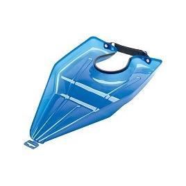 Scafa profesionala portabila channel culoare albastra