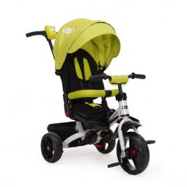 Tricicleta copii Byox Continent-verde