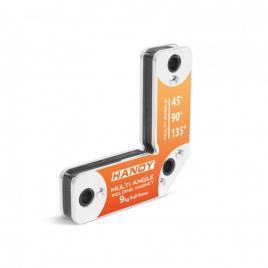 HANDY - Magnet de fixare pentru sudură - 45° - 90° - 135° - 9 kgf - 10882C
