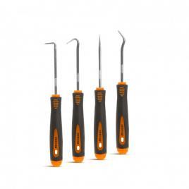 HANDY - Set de cârlige şi sule pentru montaj - 4 buc / set - 10747B