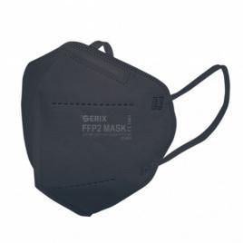 Masca Protectie 5 Straturi FFP2 KN95 Neagra 20 Buc