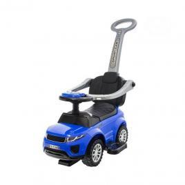 Masinuta de impins eurobaby range rover 614w - albastru