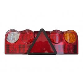 Stop camion led 15 x 10 pe 24v partea dreapta maniacars