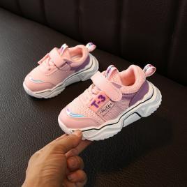 Adidasi roz - t-3 (marime disponibila: marimea 23)