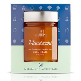 Marmelada italiana de mandarine  daidone squisiteness 280g