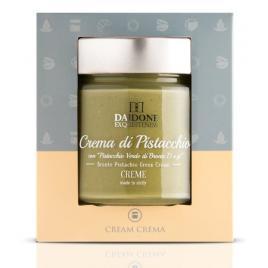 Crema de fistic italiana, calitate extra d.o.p daidone exquisiteness 220g